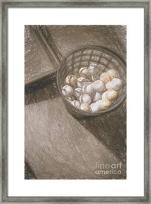 Driving Range Artwork Framed Print by Jorgo Photography - Wall Art Gallery