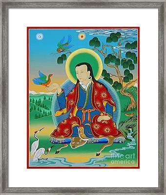Drokben Khyecung Lotsawa Framed Print
