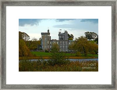 Dromoland Castle Framed Print by Beth Wolff