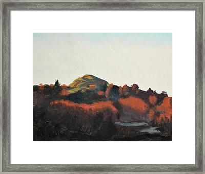 Drotningsvik Framed Print by Arild Amland