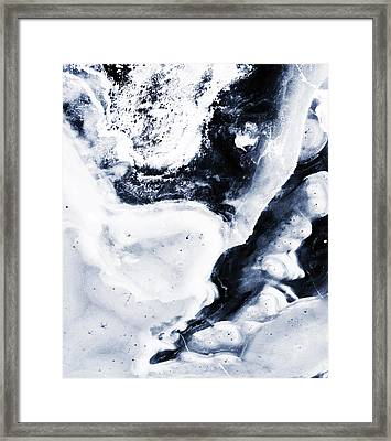 Drown Framed Print