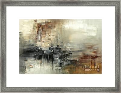 Drowsy Murmers Framed Print by Tatiana Iliina