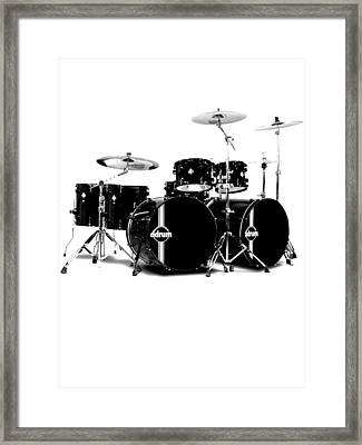 Drum Framed Print
