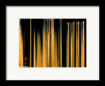 Drum Sticks Framed Prints