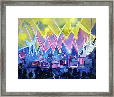Dru's Night With Um Framed Print