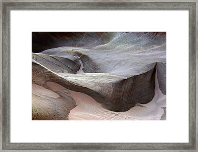 Dry Creek Framed Print by Bob Christopher