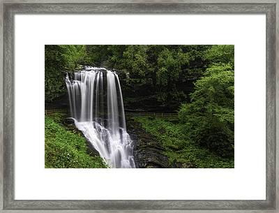 Dry Falls Vista Framed Print by Johan Hakansson