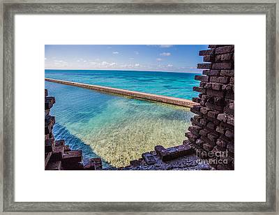 Dry Tortugas 1 Framed Print