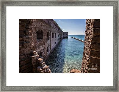 Dry Tortugas 2 Framed Print