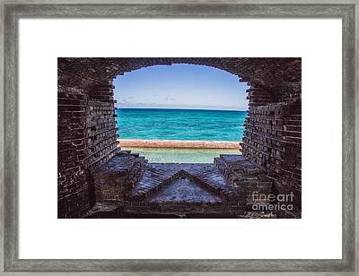 Dry Tortugas 3 Framed Print