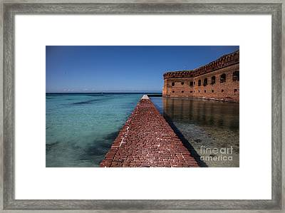 Dry Tortugas 4 Framed Print