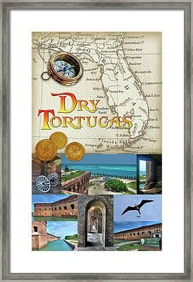 Dry Tortugas Framed Print