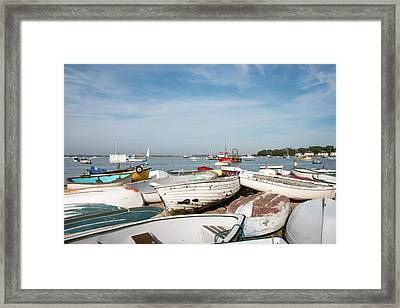 Drying Out Framed Print by Svetlana Sewell