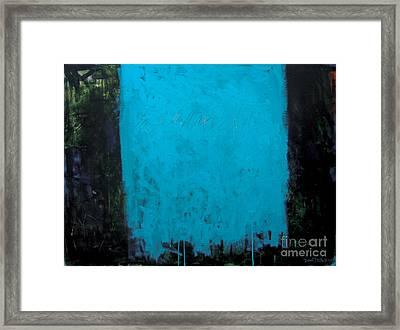 Dualisme-2 Framed Print