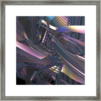 Duality Framed Print by Michele Caporaso