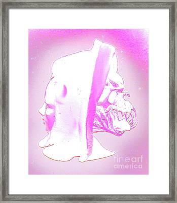 Duality Framed Print by Xn Tyler