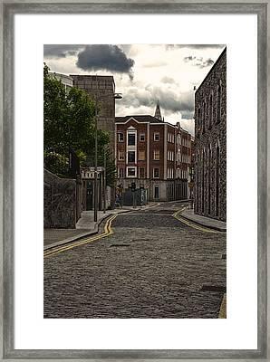 Dublin Street Framed Print