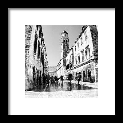 Instagood Framed Prints