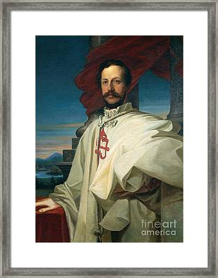 Duca Di Lucca Framed Print by MotionAge Designs