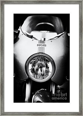Ducati Ps1000le Framed Print by Tim Gainey