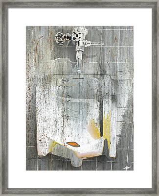 Duchamp Framed Print