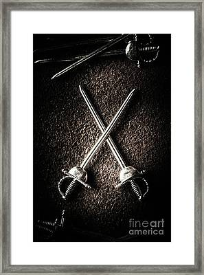 Duel To The Death Framed Print by Jorgo Photography - Wall Art Gallery