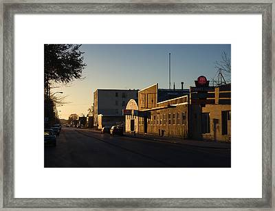 Dufferin Framed Print by Bryan Scott