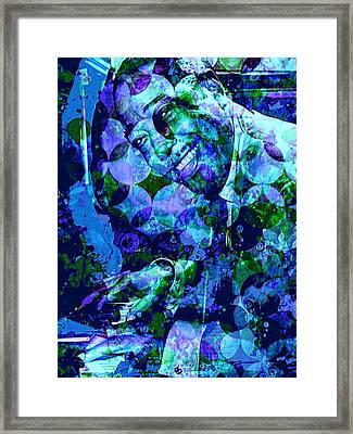 Duke  Framed Print by Brian Broadway