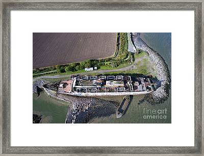 Duke Of Lancaster 2 Framed Print by Azimuth Images