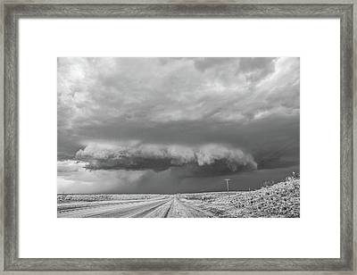 Dumas Wall Cloud Framed Print