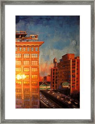 Dumbo1 Framed Print by Thomas Daseler