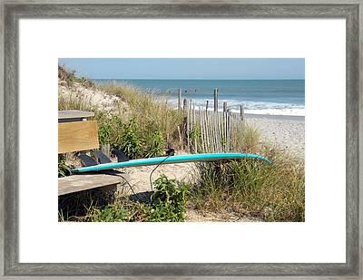 Dune 3 Framed Print by Joyce StJames