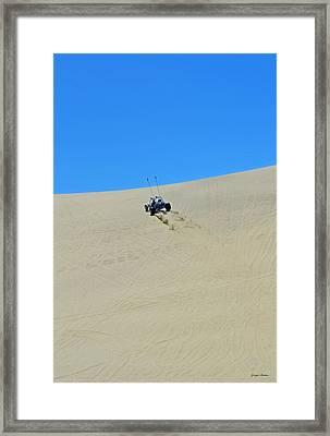 Dune Buggy 003 Framed Print