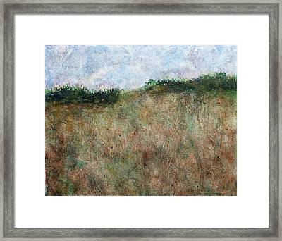 Dune Days - Art By Jim Whalen Framed Print