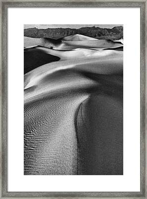 Dune Shadows Framed Print by Paul W Faust - Impressions of Light