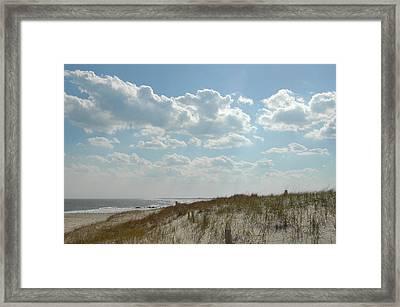 Dunes 32 Framed Print by Joyce StJames