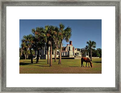Framed Print featuring the photograph Dungeness  by Jessica Brawley