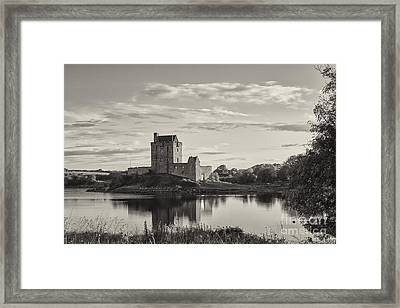 Dunguaire Castle Framed Print by Juergen Klust