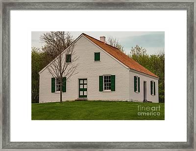 Dunker Church Framed Print by Bob Phillips