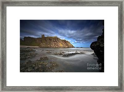 Dunnottar Castle Framed Print by Roddy Atkinson