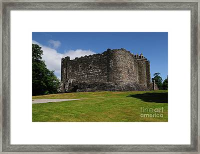 Dunstaffnage Castle Framed Print