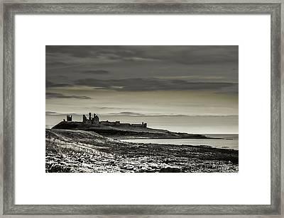Dunstanburgh Framed Print