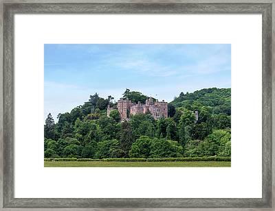 Dunster - England Framed Print by Joana Kruse
