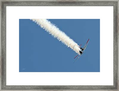 Duo Framed Print by Andrea Cadwallader