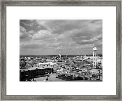 Dupont Framed Print by Lisa Jayne Konopka