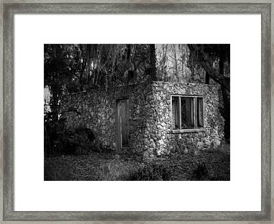 Dupree Gardens Framed Print by Phil Penne