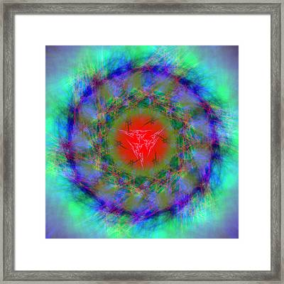 Durbanisms Framed Print