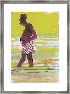 Dusk Framed Print by Walter Clark