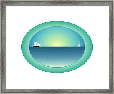Duskyblue Framed Print by Steve Smyth