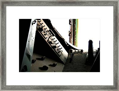 Dust Framed Print by David S Reynolds